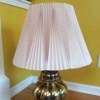 Brass Ginger Jar Lamp | Chairish