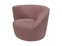 Vladimir Kagan Nautilus Swivel Arm Chair | Chairish