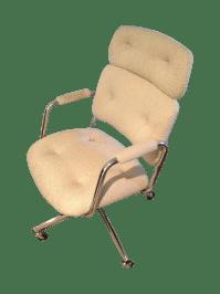 Mid-Century Vintage Steelcase Swivel Office Chair | Chairish