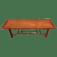 Henredon Heritage Mahogany Coffee Table | Chairish