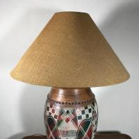 Vintage Casual Lamps of California Table Lamp | Chairish