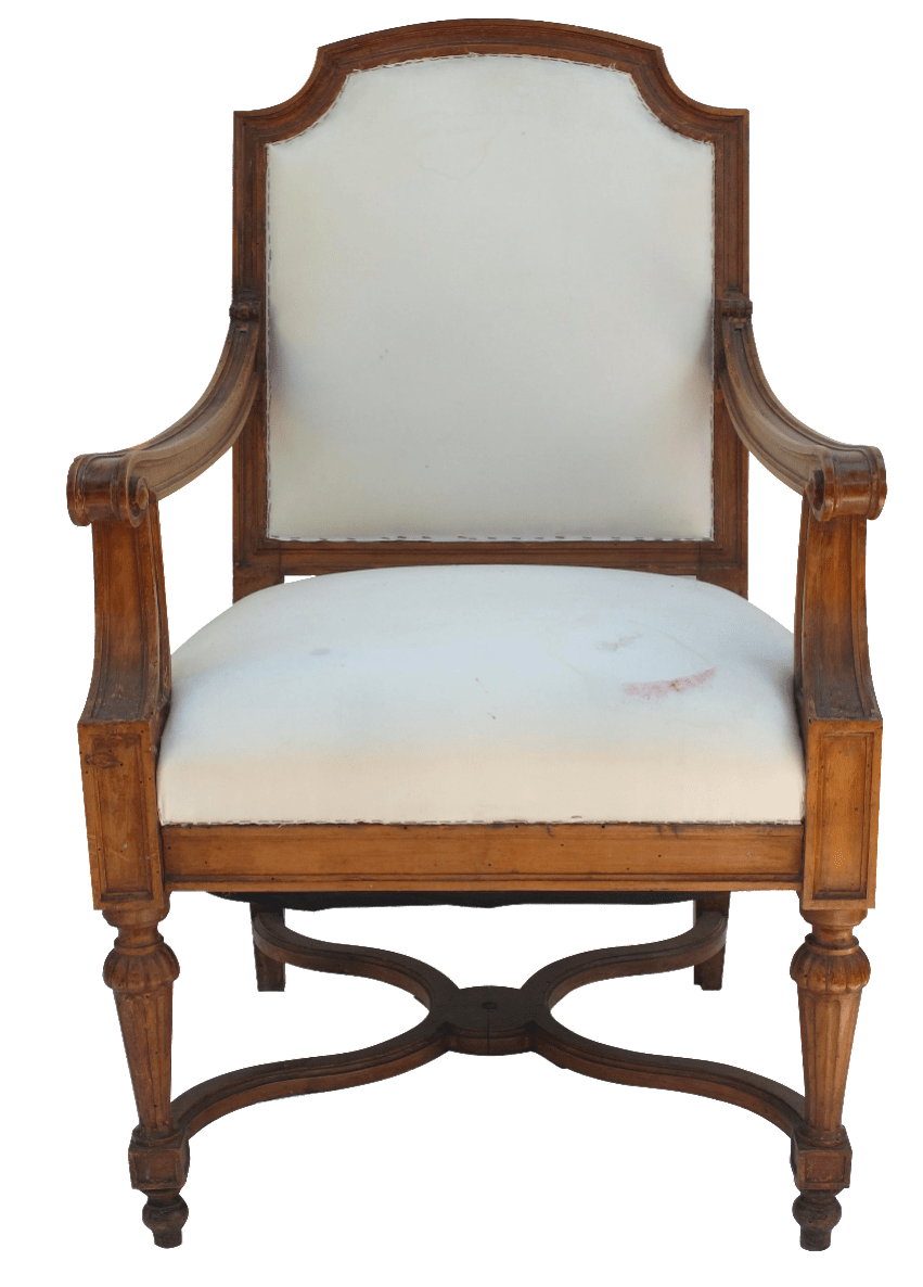 French Louis XIVStyle Chair  Chairish