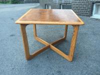 Mid-Century Lane End Table   Chairish