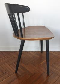 Jrgen Baekmark Danish Modern Mobler J104 Chair | Chairish