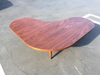 Mid-Century Boomerang Coffee Table | Chairish