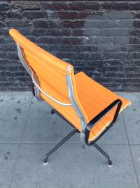 Mid-Century Modern Aluminum Series Lounge Chair | Chairish