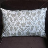 Restoration Hardware Linen Pillow