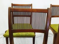 Mid Century Modern Dining Chairs by Drexel - 4 | Chairish