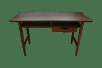 Mid-Century Modern Floating Desk | Chairish
