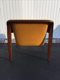 Knoll Bill Stephens Bentwood Lounge Chair | Chairish