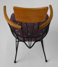Richard McCarthy for Selrite Mid Century Modern Wrought ...