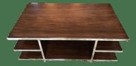 Williams Sonoma Home Tribeca Coffee Table | Chairish