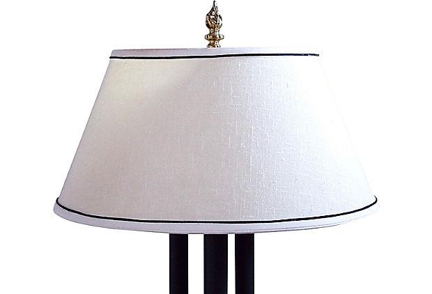 Modernist Bouillotte Lamp