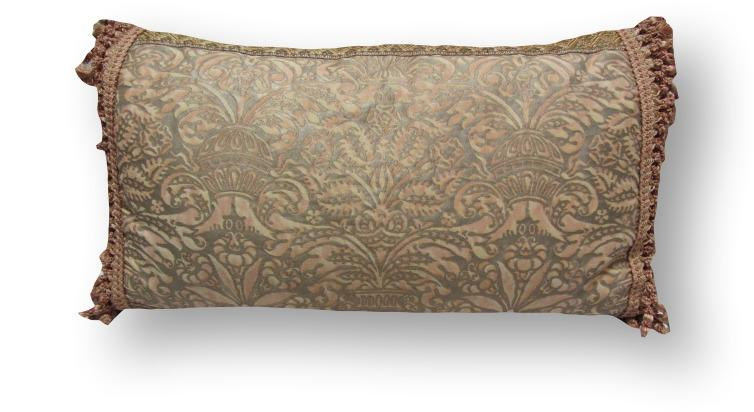 Fortuny Exquisite Tassel Pillow