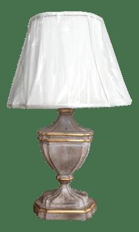 Bradburn Gallery French-Style Urn Lamp with Shade | Chairish