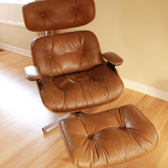 Selig Eames Chair Cheap Outdoor Chairs Style & Ottoman, 1975 | Chairish