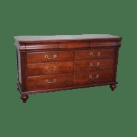 Ethan Allen British Classics Dresser | Chairish