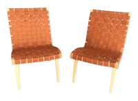 Vintage & Used Orange Accent Chairs | Chairish