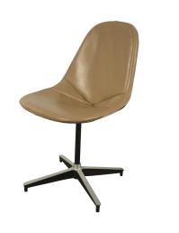 Mid-Century Eames Herman Miller Pkc Wire Chair | Chairish