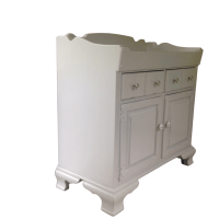 Vintage Ethan Allen Dry Sink/Changing Table | Chairish