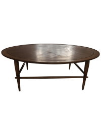 Vintage Lane Furniture 1955 Round Coffee Table
