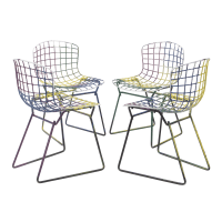 Knoll Bertoia Child Size Chairs Multi