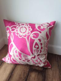 Trina Turk Patterned Pillows - Set of 2   Chairish