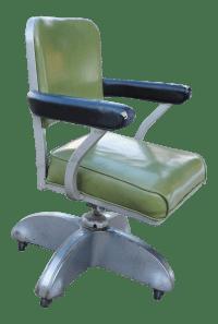 Steelcase Industrial Swivel Desk Chair