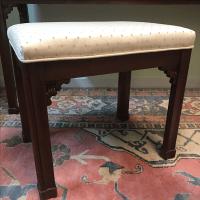 Harden Furniture Sofa Table & Nesting Stools - Set of 3 ...