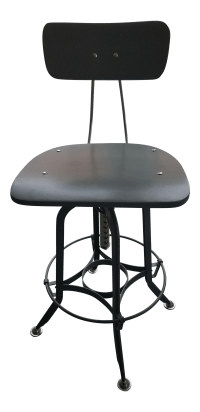 3 Restoration Hardware Bar Stool | Chairish
