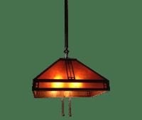 Arroyo Craftsman Pendant Light | Chairish