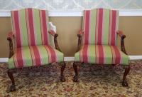 Martha Washington Mahogany Chippendale Style Southwood