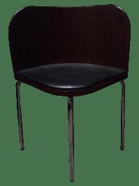 Mid-Century Modern Corner Chair | Chairish