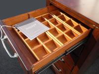 Hooker Furniture File Cabinet Bookcase | Chairish
