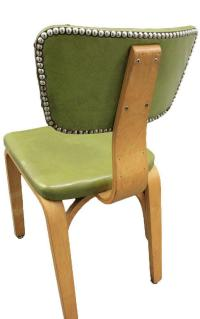 Mid-Century Thonet Side Chair | Chairish