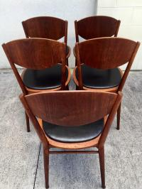 Mid-Century Paul McCobb Delineator Dining Chairs - 5 ...