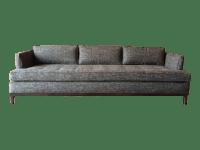 Mid-Century-Style Custom Sofa | Chairish