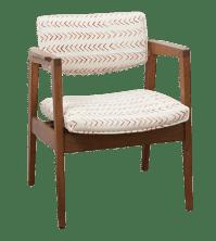 Mid Century Side Chair   Chairish