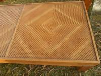 Mid-Century Mod Custom Design Coffee & End Tables | Chairish