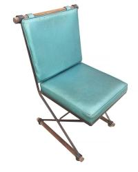"Cleo Baldon Mid-Century ""Directors Chair"" Dining Chairs ..."