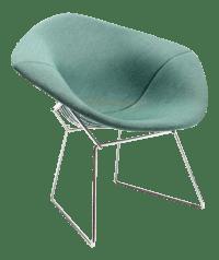 Vintage Knoll Bertoia Diamond chair