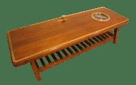 Authentic Nautical Repurposed Ship's Door Coffee Table ...