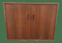 Vintage & Used Mid-Century Modern Wall Cabinets