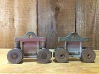 Antique Barn Door Roller Hardware | Chairish