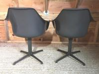 Mid-Century Vintage Burke Tulip Chairs - Set of 8 | Chairish
