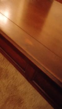 Mid-Century Hollywood Regency Henredon Coffee Table | Chairish