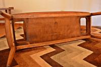 Lane Mid-Century Two-Tier Coffee Table | Chairish