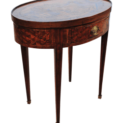 Revolving Chair Rate Set Of 2 Accent Chairs Canada 18th Century Oval Game Table   Chairish