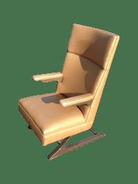 Mid-Century McKay Spring Rocking Chair | Chairish