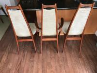 Adrian Pearsall High Back Mid-Century Dining Chairs - Set ...